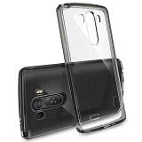 REARTH Ringke Fusion LG G3 [RFLG009] - Smoke Black - Casing Handphone / Case
